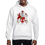 Rutt Family Crest Hooded Sweatshirt