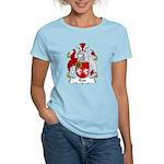 Rutt Family Crest Women's Light T-Shirt