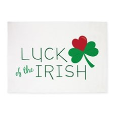 Luck Of Irish 5'x7'Area Rug