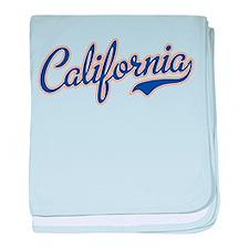 California baby blanket