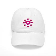 TShirtHearts.png Baseball Cap