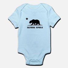 California Republic Body Suit