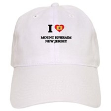 I love Mount Ephraim New Jersey Baseball Cap