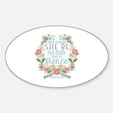 Shakespeare Decal