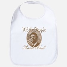 We the people - Rand Paul Bib
