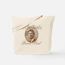 We the people - Rand Paul Tote Bag