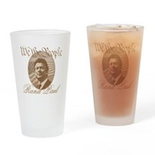 We the people - Rand Paul Drinking Glass