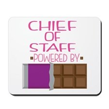 Chief Of Staff Mousepad