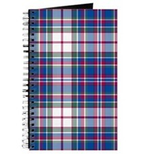Tartan-MacFarlane dress Journal