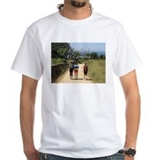 I walked El Camino, Spain T-Shirt