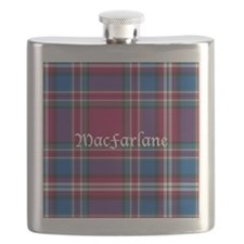 Tartan - MacFarlane Flask