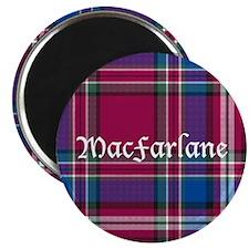 "Tartan - MacFarlane 2.25"" Magnet (10 pack)"