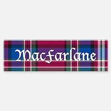 Tartan - MacFarlane Bumper Bumper Sticker