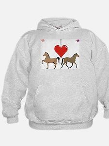 Unique Horse lovers Hoodie