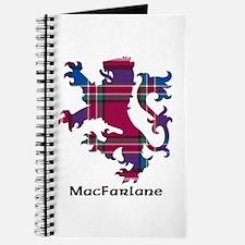 Lion - MacFarlane Journal