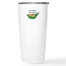 Unique Two peas Travel Mug