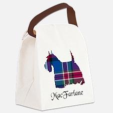 Terrier - MacFarlane Canvas Lunch Bag