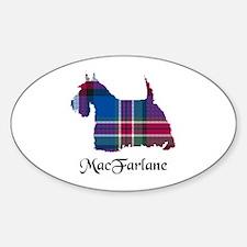 Terrier - MacFarlane Sticker (Oval)