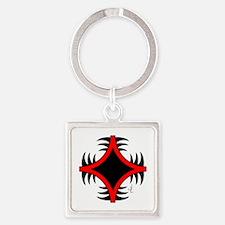 Pin1 Tattoo Keychains