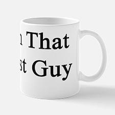 Yes I'm That Optimist Guy  Mug