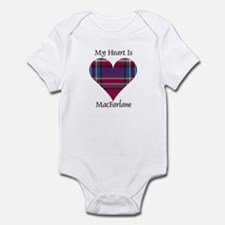 Heart - MacFarlane Infant Bodysuit