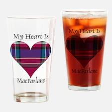 Heart - MacFarlane Drinking Glass