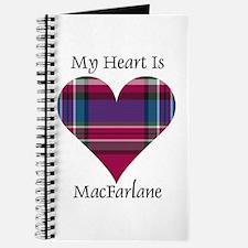 Heart - MacFarlane Journal