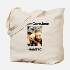 Team Cure Jase Tote Bag