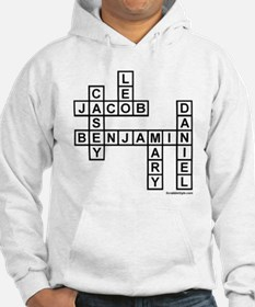 Unique Words with friends Hoodie
