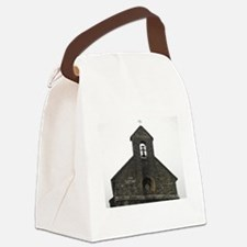Camino Marker Canvas Lunch Bag