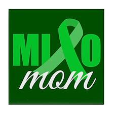 Mito Mom Tile Coaster
