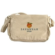 Sanannah - Georgia. Messenger Bag