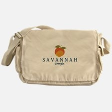 Sanannah - Georgia. Messenger Bag