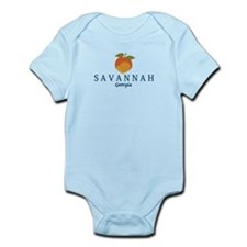 Sanannah - Georgia. Infant Body Suit