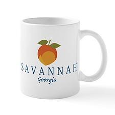 Sanannah - Georgia. Mug Mugs