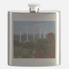 Camino Winds  Flask