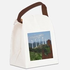 Camino Winds  Canvas Lunch Bag
