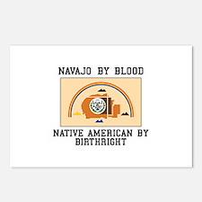 Navajo Blood Postcards (Package of 8)