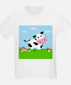 Cow in a Field T-Shirt