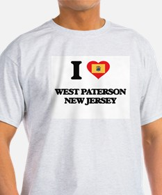 I love West Paterson New Jersey T-Shirt