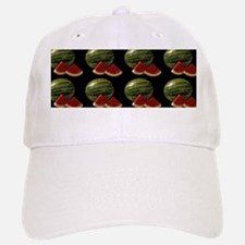 black watermelon Baseball Baseball Cap