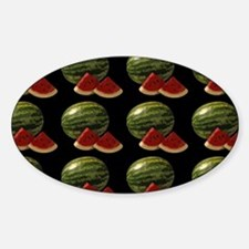 black watermelon Decal