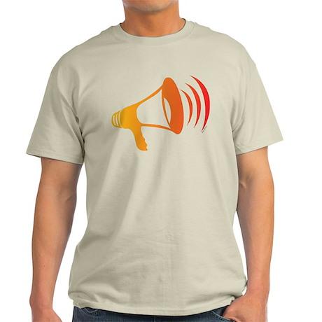 Megaphone Light T-Shirt