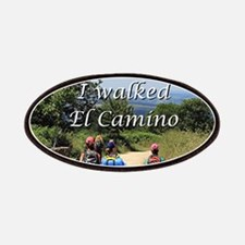 I walked El Camino, Spain Patch