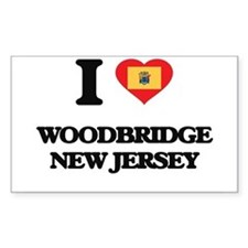 I love Woodbridge New Jersey Decal