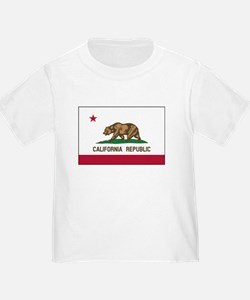 California State Flag T