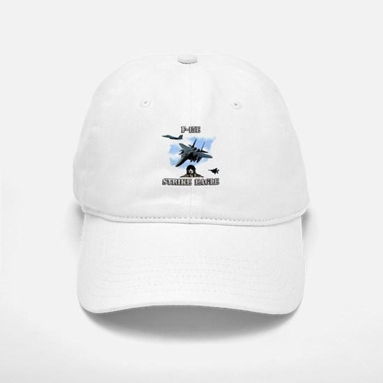 F-15E Strike Eagle Baseball Baseball Cap