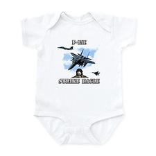 F-15E Strike Eagle Infant Bodysuit