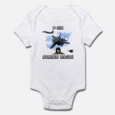 F-15E Strike Eagle Infant Bodysuit