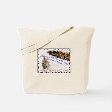 Funny Fear no evil Tote Bag